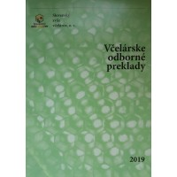 Včelárske odborné preklady 1/2019