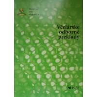 Včelárske odborné preklady 2/2019