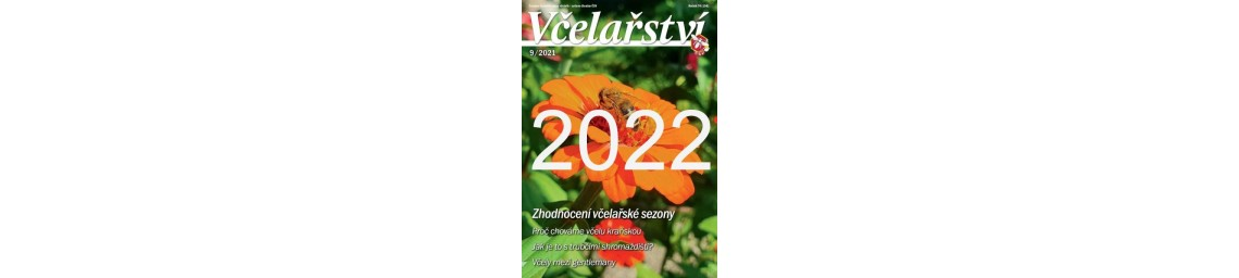 Včelarství 2022