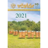 Časopis Včelár 2021