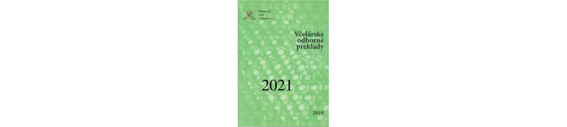 Odborné včelárske preklady 2021