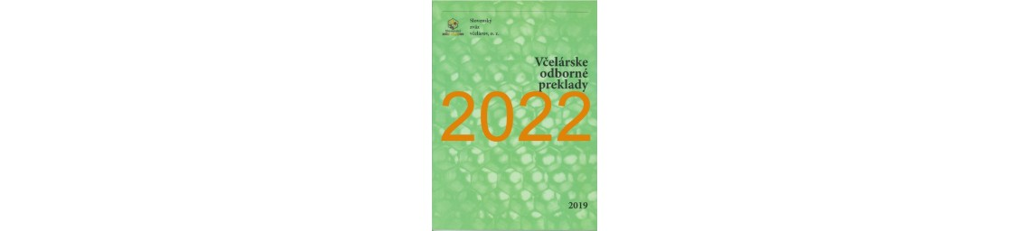 Odborné včelárske preklady 2022