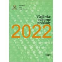 Včelárske odborné preklady 2022