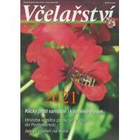Časopis Včelařství 2021