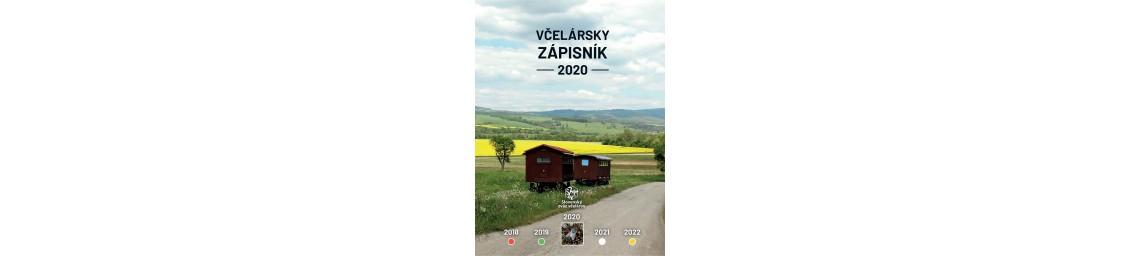 Včelársky zápisník 2021