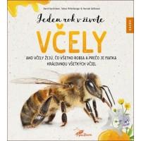 Jeden rok v živote včely - Ako včely žijú, čo všetko robia a prečo je matka kráľovnou všetkých včiel