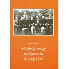 Včelárske spolky na Slovensku do roku 1949