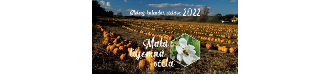 Stolový kalendár na rok 2022