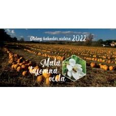 Stolový kalendár včelára na rok 2022