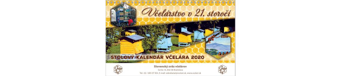Stolový kalendár na rok 2020