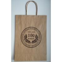 Papierová taška s logom SZV a 100. výročie